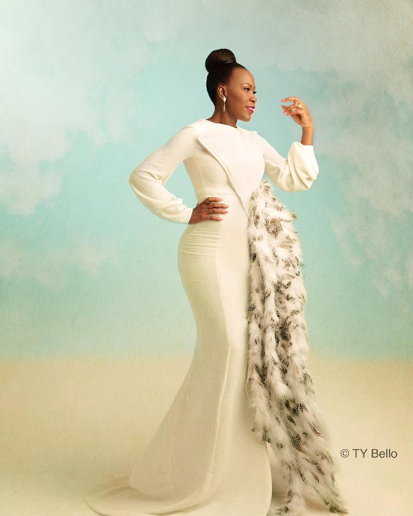 Tara Fela Durotoye 40th birthay shoot TY Bello LoveWeddingsNG 1