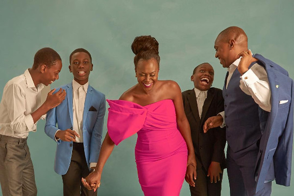 Tara Fela Durotoye 40th birthay shoot TY Bello LoveWeddingsNG 5
