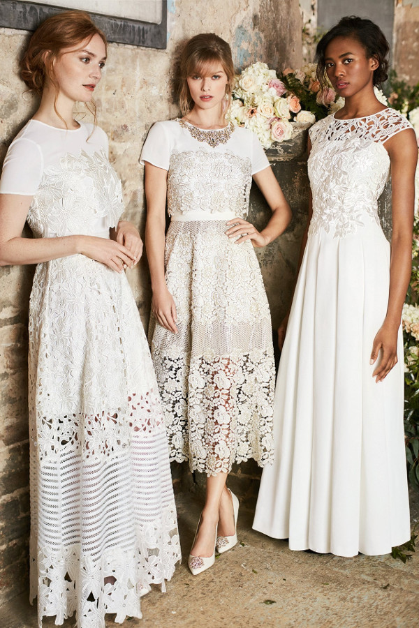 Ted Baker Wedding Dress Collection 2017 LoveWeddingsNG 3