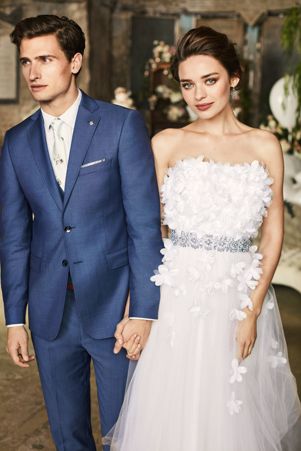 Ted Baker Wedding Dress Collection 2017 LoveWeddingsNG 4