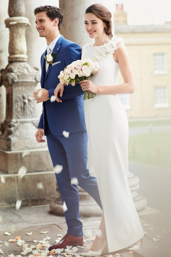 Ted Baker Wedding Dress Collection 2017 LoveWeddingsNG 6