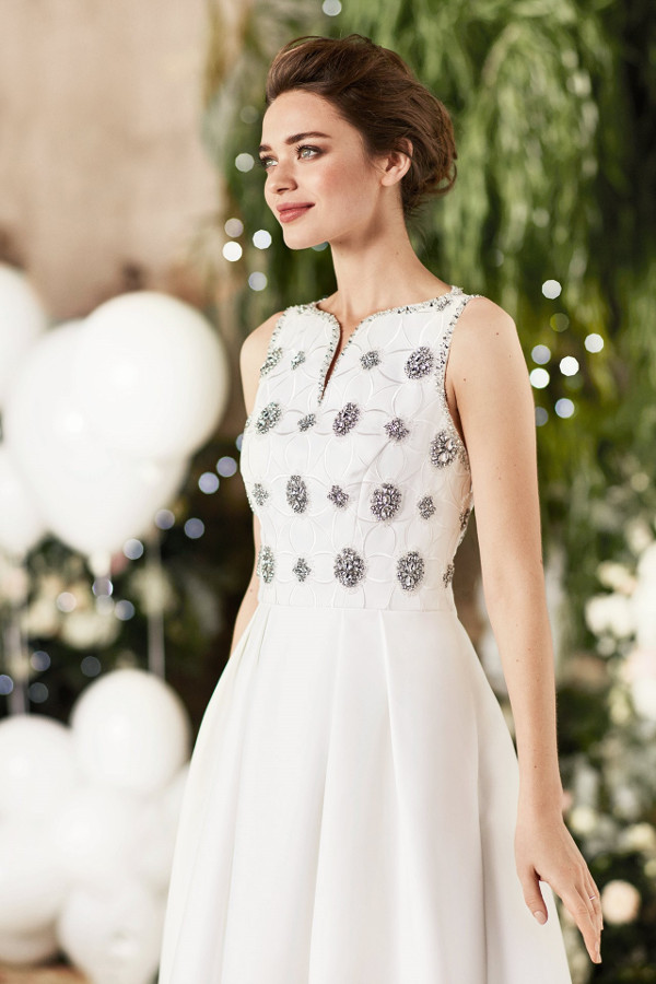 Ted Baker Wedding Dress Collection 2017 LoveWeddingsNG 8