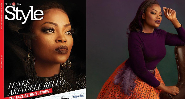 ThisDay Style Magazine Funke Akindele Bello LoveWeddingsNG 4