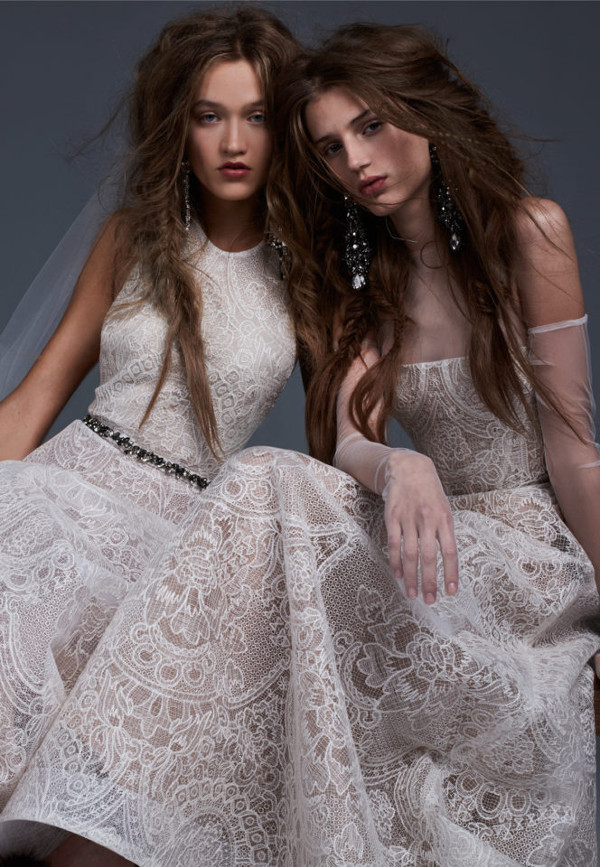 Vera Wang's Fall 2017 Bridal Collection - Young Love LoveWeddingsNG 12