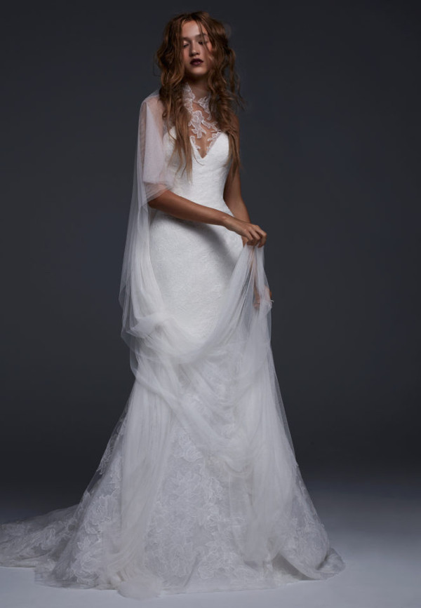 Vera Wang's Fall 2017 Bridal Collection - Young Love LoveWeddingsNG 17