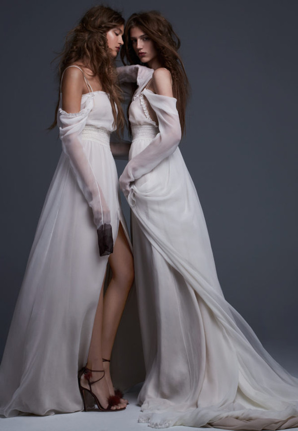 Vera Wang's Fall 2017 Bridal Collection - Young Love LoveWeddingsNG 7