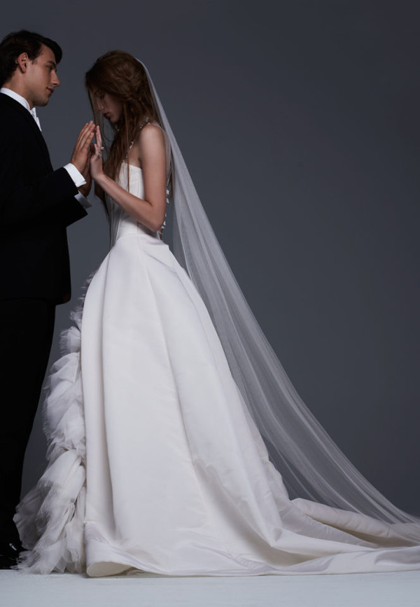 Vera Wang's Fall 2017 Bridal Collection - Young Love LoveWeddingsNG 8