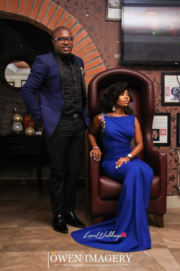 Celestine Ovia and Nancy Charles Nigerian PreWedding LoveWeddingsNG 6
