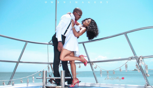 Celestine Ovia and Nancy Charles Nigerian PreWedding LoveWeddingsNG 7