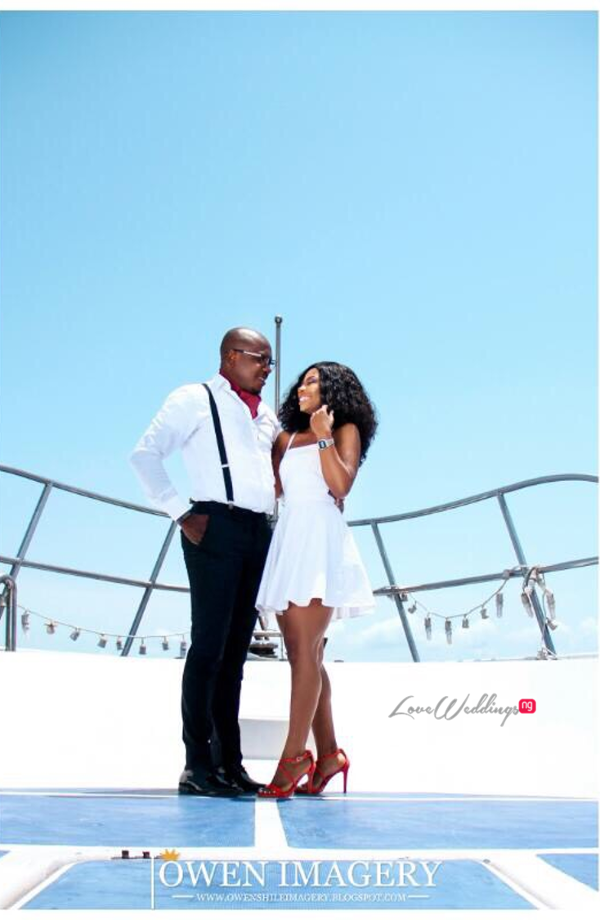 Celestine Ovia and Nancy Charles Nigerian PreWedding LoveWeddingsNG 8