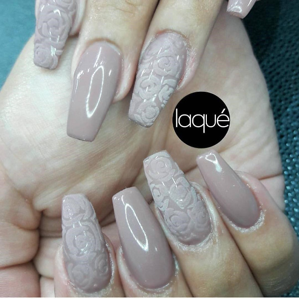 Nigerian Bridal Nail Inspiration LoveWeddingsNG 18