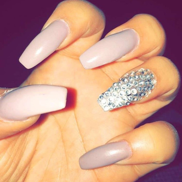 Nigerian Bridal Nail Inspiration LoveWeddingsNG 21