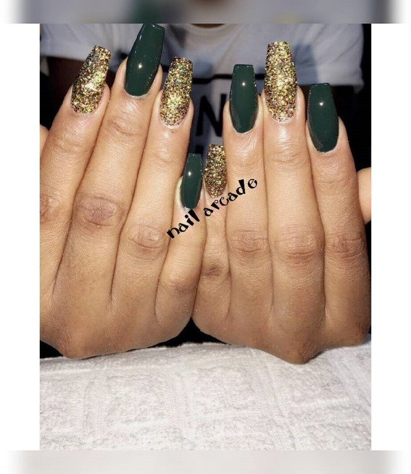 Nigerian Bridal Nail Inspiration LoveWeddingsNG 22