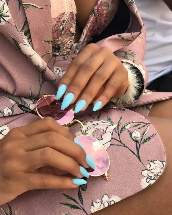 Nigerian Bridal Nail Inspiration LoveWeddingsNG 8