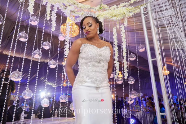 Nigerian Bride Seno and Patrick Turn Up Sculptors Events LoveWeddingsNG 1.