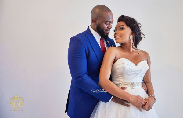 Nigerian Couple Wanni Fuga and Sam Wabara LoveWeddingsNG 1