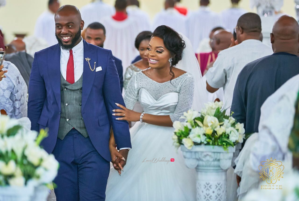 Nigerian Couple Wanni Fuga and Sam Wabara LoveWeddingsNG