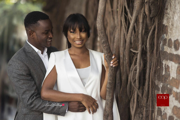Nigerian Engagement Shoot #TKTheWedding LoveWeddingsNG 3