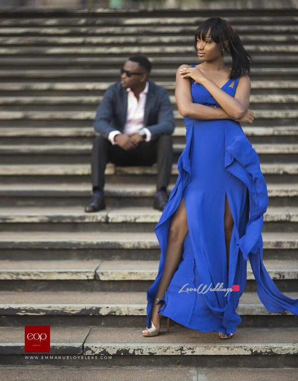 Nigerian Engagement Shoot #TKTheWedding LoveWeddingsNG 5