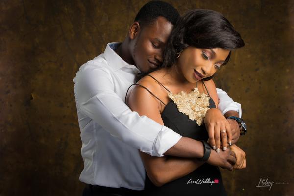 Nigerian Engagement Shoot #TKTheWedding LoveWeddingsNG 7