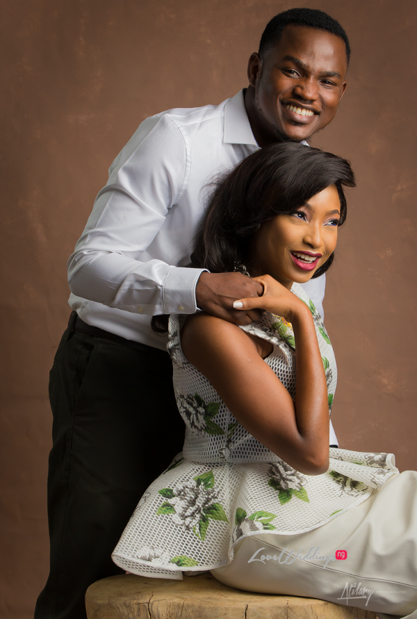 Nigerian Engagement Shoot #TKTheWedding LoveWeddingsNG 9