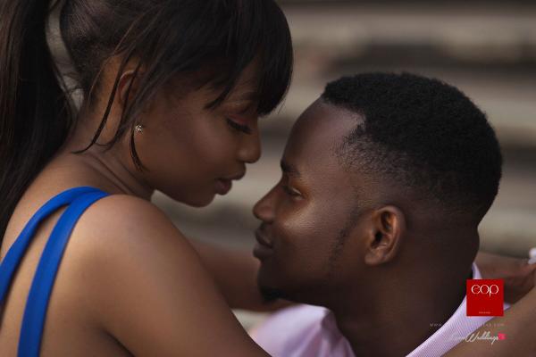 Nigerian Engagement Shoot #TKTheWedding LoveWeddingsNG