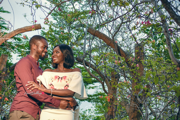 Nigerian PreWedding Inspiration Fatou and Obi LoveWeddingsNG 1