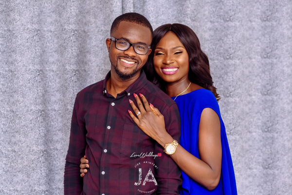 Nigerian PreWedding Inspiration Fatou and Obi LoveWeddingsNG 11