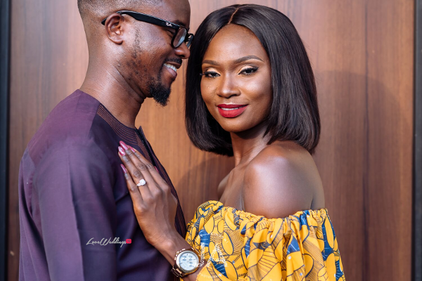 Nigerian PreWedding Inspiration Fatou and Obi LoveWeddingsNG 9