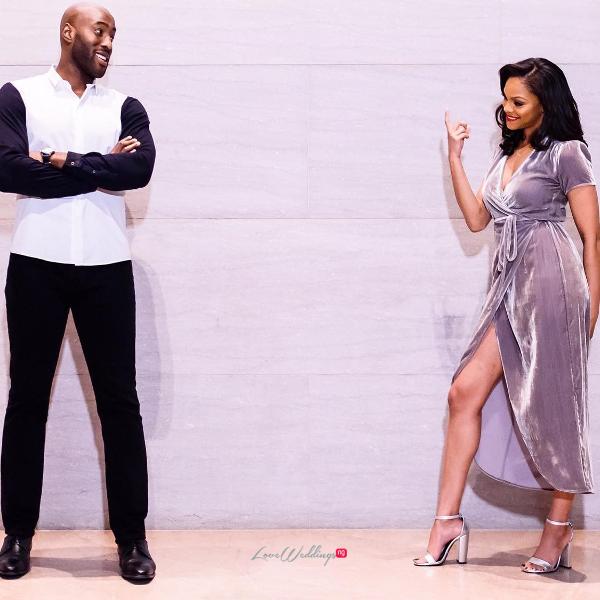 Nigerian PreWedding Shoots We Love Save the Date LoveWeddingsNG 1