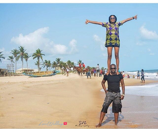 Nigerian PreWedding Shoots We Love #Telebay2017 LoveWeddingsNG