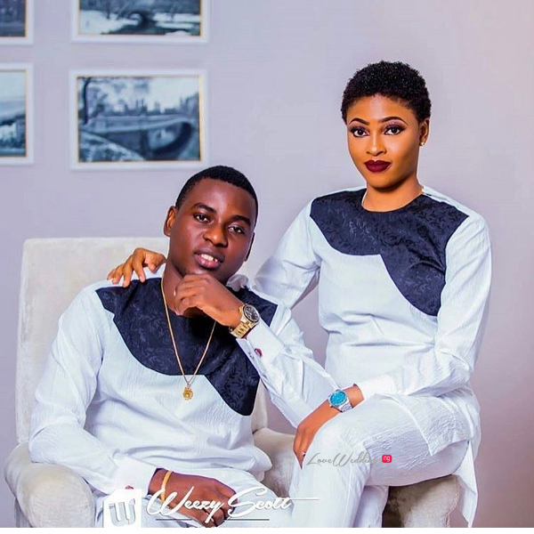 Nigerian PreWedding Shoots We Love Weezy Scott LoveWeddingsNG