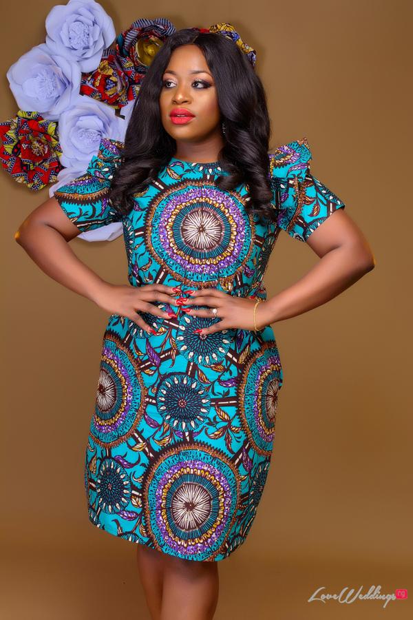 Nigerian Style Influencer Ella Mo LoveWeddingsNG 1