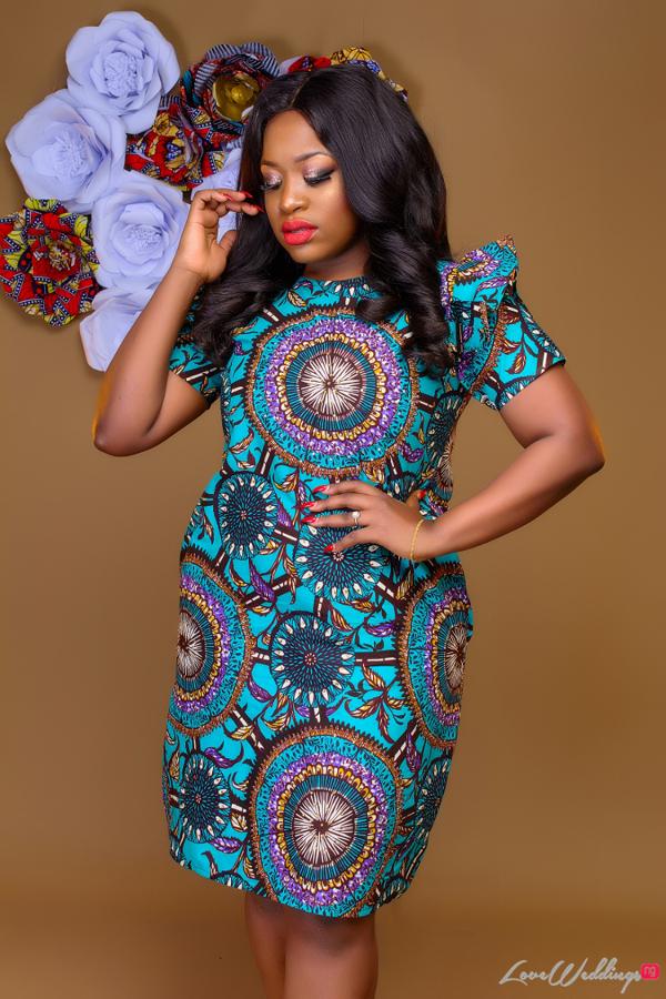 Nigerian Style Influencer Ella Mo LoveWeddingsNG