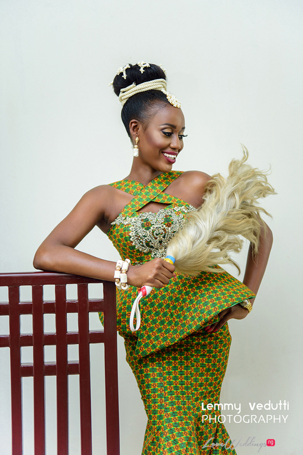 Nigerian Traditional Bride Dr. Chioma & Dr. Onyedika Lemmy Vedutti Photography LoveWeddingsNG
