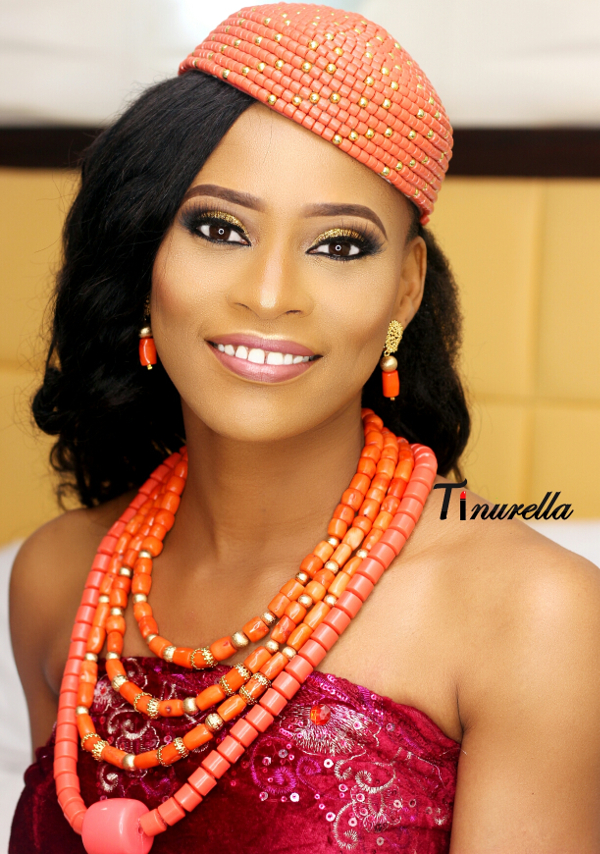 Nigerian Traditional Bride Tinurella LoveWeddingsNG 1