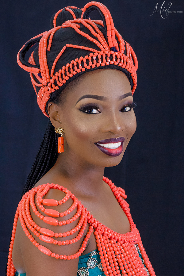 Nigerian Traditional Bride Tinurella LoveWeddingsNG 2