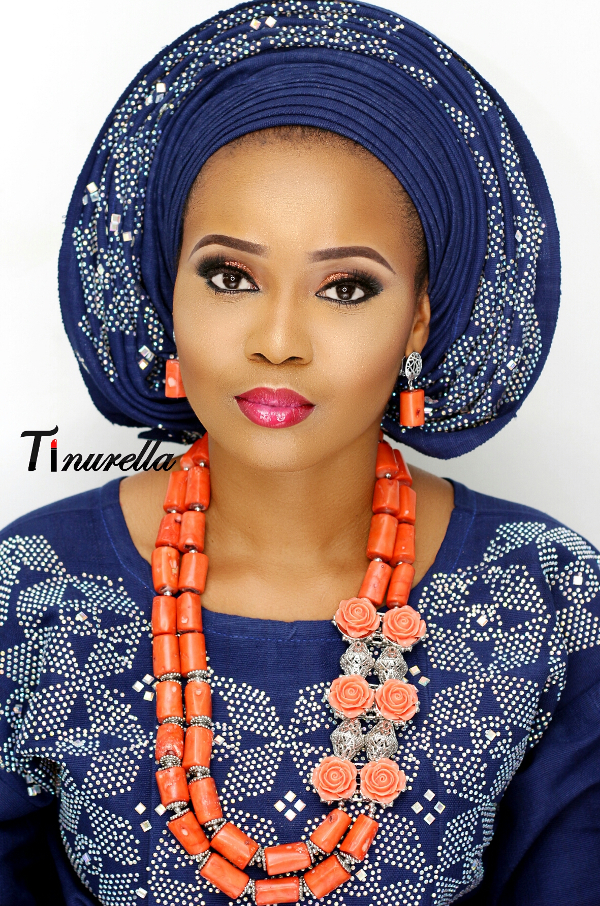 Nigerian Traditional Bride Tinurella LoveWeddingsNG 3