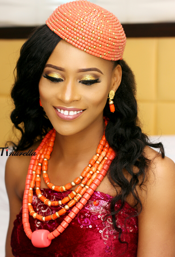 Nigerian Traditional Bride Tinurella LoveWeddingsNG