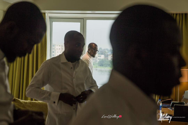 Nigerian Wedding Groom and Groomsmen Prep Fatou and Obinna Ifedi #FOBI17 2706 Events LoveWeddingsNG