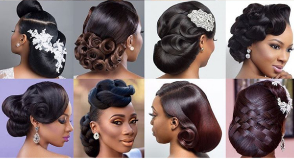Slay Your Bridal Hair Get Wedding Ready with Wura Manola LoveWeddingsNG 1