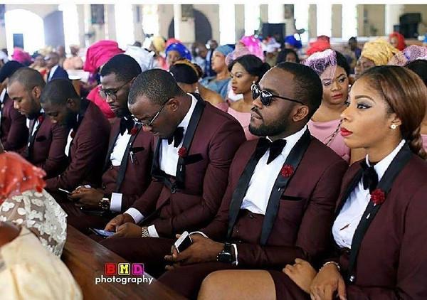 The Nigerian Best Woman #DoctorsPrescription17 BMD Photography LoveWeddingsNG
