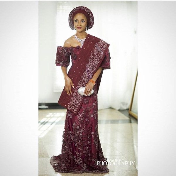 Adesua Etomi Banky W Introduction - Adesua LoveWeddingsNG