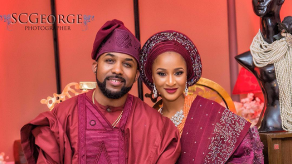 Adesua Etomi Banky W Introduction - Adesua and Banky LoveWeddingsNG 1 (2)