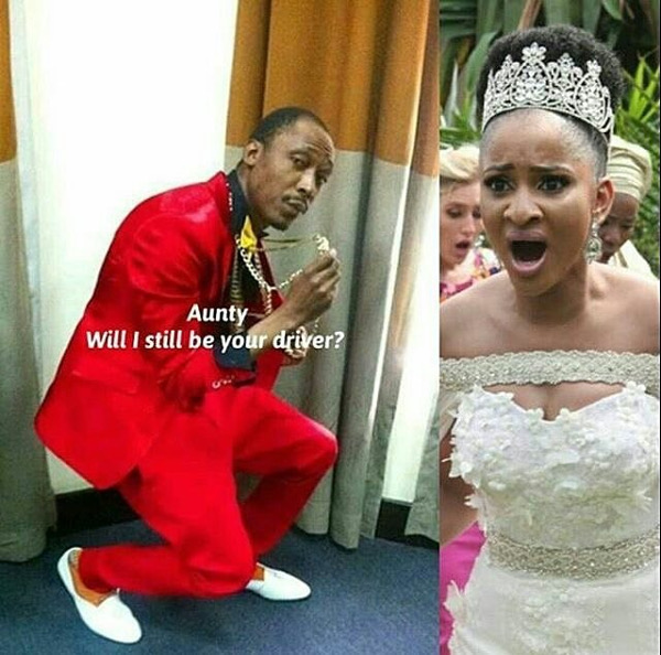 Adesua Etomi and Banky W Engagement Story Memes LoveWeddingsNG Driver