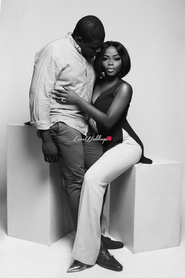 Nigeran PreWedding Shoot Bose Ojo Tokunbo #BToks17 LoveWeddingsNG 3