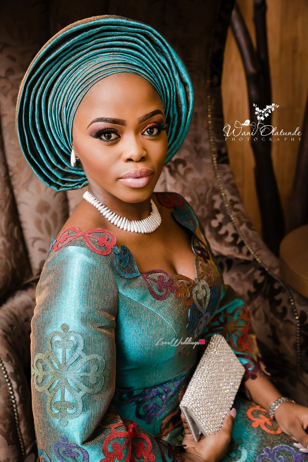 Nigerian Traditional Bride Wani Olatunde Photography LoveWeddingsNG 3