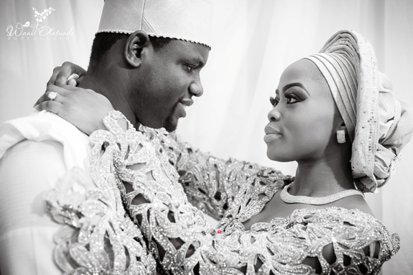 Nigerian Traditional Bride and Groom Wani Olatunde Photography LoveWeddingsNG 3