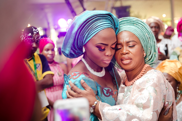 Nigerian Traditional Bride and Mum Wani Olatunde Photography LoveWeddingsNG