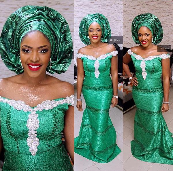 Nigerian Wedding Guest Style Dami LoveWeddingsNG 1